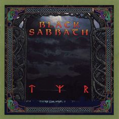 """25 YEARS OF TYR: Black Sabbath released their Norse-inspired """"Tyr"""" album on August 20, 1990. More at facebook.com/norsemythology"""