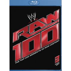 Wwe: Raw 100: The Top 100 Moments in Raw History (