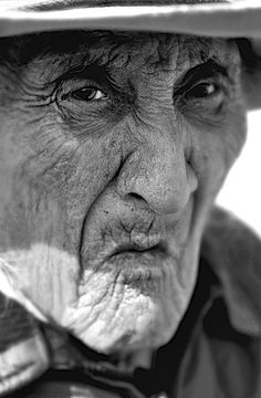 Frank Fools Crow, Sioux Indian Shaman, Kyle South Dakota, 1988
