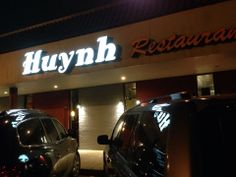 It's been said that Houston has better Vietnamese people than Vietnam...we like to test this theory at Huynh.  You'll find this authentic Vietnamese spot in a strip center across the street from Warehouse Live in EaDo (East of Downtown)