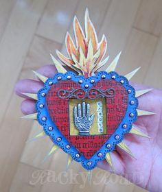 Sacred heart: create