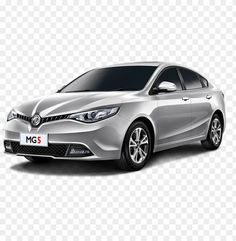 Mg5 Metallic Car Png Image With Transparent Background Png Free Png Images White Car Car Image