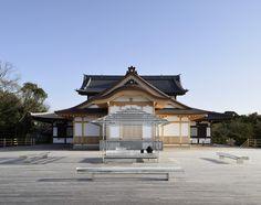 Casa del té vidriada KOU-AN / Tokujin Yoshioka   http://www.plataformaarquitectura.cl/cl/766445/casa-del-te-vidriada-kou-an-tokujin-yoshioka