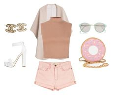 """""""girly casual fun"""" by ichaica on Polyvore"""