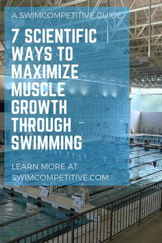 Swimming Body, Swimming Benefits, Freestyle Swimming, Build Muscle, Muscle Building, Swimming Memes, Increase Muscle Mass, Aerobics Workout, Low Impact Workout