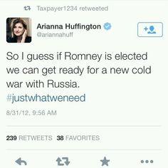 Romney / Russia
