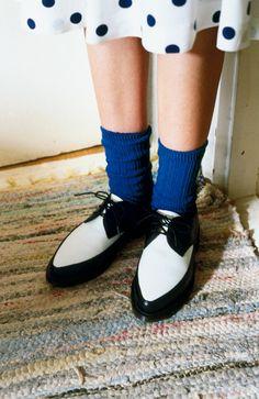 and socks