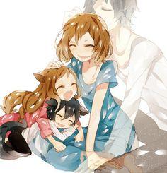 Es gibt einen Kinofilm über ame & yuki - die wolfskinder !!!