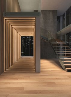 ContinuumFloor by Massimo Broglio for Corà Parquet » Retail Design Blog