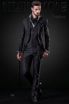 Italian groom suit
