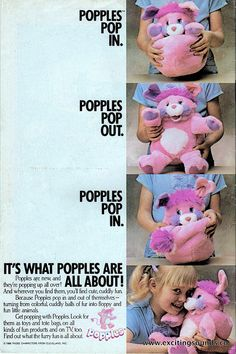 Popples! For you Stephanie!!