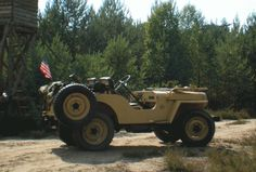 Tomas Havelka's 1946 Willys Jeep Cj, Jeep Willys, Military Jeep, Military Vehicles, Super Images, Jeep Parts, Chevy Trucks, Classic Cars, Monster Trucks