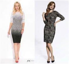 Pe care dintre cele doua rochii ai purta-o la revelion? Dresses For Work, Fashion, Moda, Fashion Styles, Fashion Illustrations