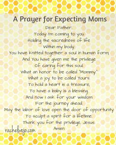 A Prayer for Expecting Moms to pray- written for our dear reader, Hope, who after facing fertility burdens, is having a baby soon! Pregnancy Prayer, Pregnancy Quotes, Pregnancy Tips, Expecting Baby Quotes, Pregnancy Fears, Pregnancy Affirmations, Birth Affirmations, Prayer For Baby, Baby Prayers