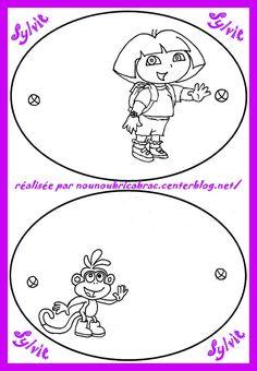 Thaumatrope Dora...