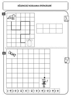 Graphing Activities, Preschool Activities, Visual Perception Activities, Coding For Kids, Hidden Pictures, Computer Science, In Kindergarten, How To Plan, Compost