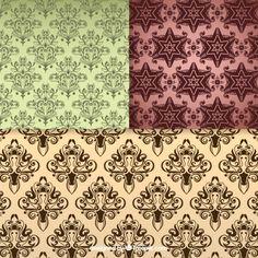 Floral seamless pattern vintage backgrounds - Freepik.com