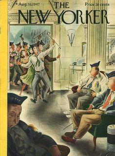 The New Yorker August 30 1947