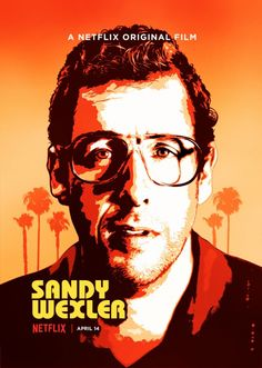 Click to View Extra Large Poster Image for Sandy Wexler