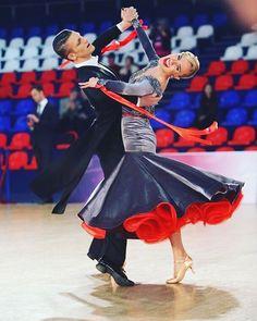ШИ-КА-РНА!!! И точка! @stasyspirina ❤❣️#kozlova_official #ballroom #standard