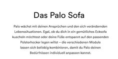 Hem - Palo Sofa