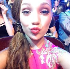 How many repins for the beautiful Maddie Ziegler?