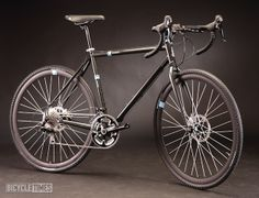 Next commuter option? Raleigh's The Roper via Bicycle Times.