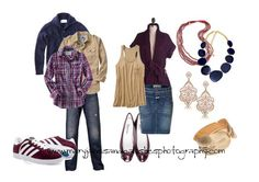MaryJanes and Galoshes: Photo Shoot Wardrobe Inspiration