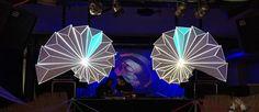 ૐ Echo Within – the offspring ૐ Stage Design, Mapping by nataraja. Nataraja, Video Installation, Stage Design, Table Lamp, Lighting, Home Decor, Set Design, Lamp Table, Decoration Home