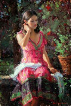 Fine Art and You: Bryce Liston   American Award Winning Painter