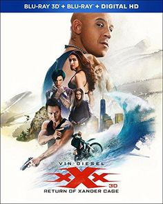 Vin Diesel, Donnie Yen, Deepika Padukone, Nina Dobrev, and Ruby Rose in xXx: Return of Xander Cage Director: D. Movies And Series, All Movies, Action Movies, Movies To Watch, Action Film, Latest Movies, 2017 Movies, Movies Free, Vin Diesel