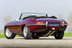 Jaguar E-type 3.8 Litre OTS, 1961 - Welcome to ClassiCarGarage