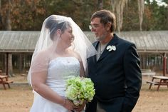 Daddy's Girl | Southern Wedding | Ehrhardt, South Carolina