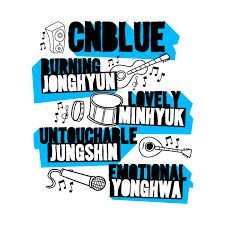 Resultado de imagen para cnblue logo