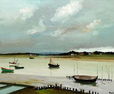 """dyf marcel stormy day port navalo (from <a href=""""http://www.oldpainters.org/picture.php?/24708/category/11484""""></a>)"""