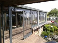 Is Your Deck Or Patio In Need Of Protection From The Wind Or Rain?