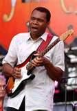 Robert Cray - he opened for B.B. King... we could've listened to him all night--he was amazing!!!