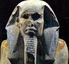 Statua di Djoser, Cairo, Museo Egizio