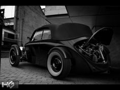 vw street rod rear by hugosilva.deviantart.com on @deviantART