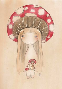 Mushroom by udon-art on deviantART