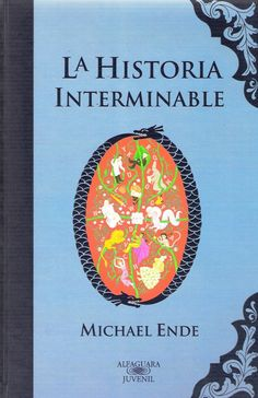 La historia interminable. Michael Ende.
