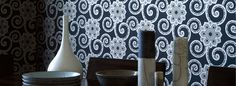 PomPom Collection (source Sanderson) Wallpaper Australia / The Ivory Tower