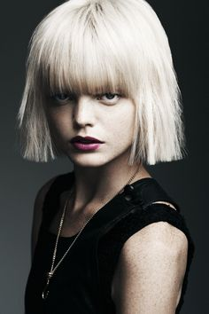 Bonita Metallica collection By Paloma Rose Garcia XX A favourite Sia inspired hair Trend.