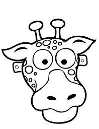 Resultado de imagen para mascaras de animales del zoologico