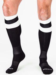 sexy barcode Berlin Gym Socks SALE neonorange//grau 91366//491
