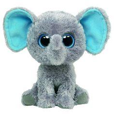 Peluche Beanie Boo's 15 cm Peanut l'Elephant