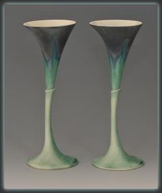 Newman Ceramic Works goblets