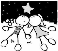 Amar no es oprimirte para dar espacio a la cercanía.  Amar es también alejarse para recordar que un corazón oprimido oprime y un corazón libre libera.  Amar es acordar la distancia necesaria entre el roce que chirría y nos rompe, y el abrazo que en silencio nos recompone. http://www.angelacastillo.com/libros