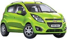 Maxabout Cars: Chevrolet Beat