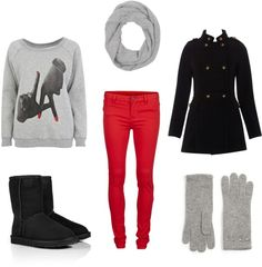 """winter 2012"" by klara888 ❤ liked on Polyvore"